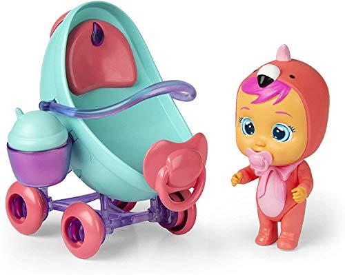 Imc Toys - Bebes Llorones Lagrimas Magicas, Coche de Fancy (97957)