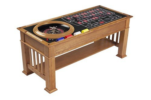 Casino Coffee Table Amazoncouk Toys Games