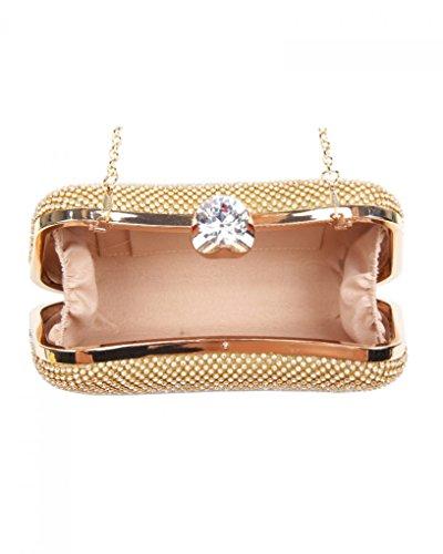 Sparkly monnaie LeahWard Sac pour en Fête d'embrayage Evening CWE286 à sac femme main Argent Nude Porte Diamante q8q6Uwf