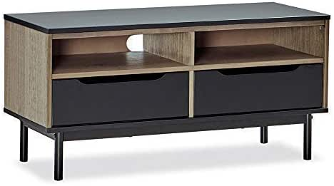 Amazon.com: MUSEHOMEINC Wood TV Stand/Media Console with ...