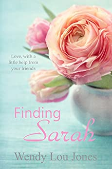 Finding Sarah by [Lou Jones, Wendy]