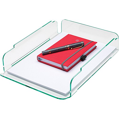 Lorell 80654 Single Stack Letter Tray, 10