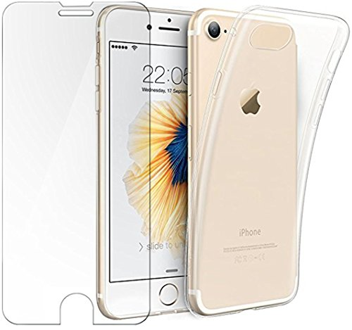 iphone-7-case-and-screen-protector-cellpro-clarity-series-transparent-ultra-clear-soft-silicone-case