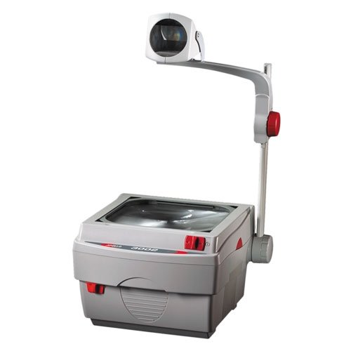 apollo-3000-lumen-closed-head-overhead-projector-with-marker-15-x-14-x-27-inches-v3002m