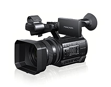 ffb255768c3 Buy Sony HXR-NX100 Camcorder (Black) Online at Low Price in India ...