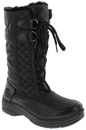 Price comparison product image Totes Women's Jami Snow Boot, BLACK, 9