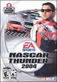 Nascar Window - ELECTRONIC ARTS NASCAR Thunder 2004 ( Windows )