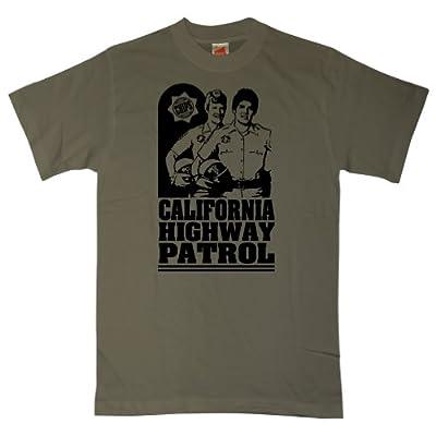 Mens T Shirt - Highway Patrol - 8Ball Originals Tees