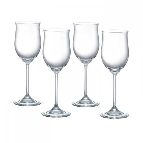 White Classic Wine Vintage (Marquis by Waterford Young White Wine Glasses, Set of 4)