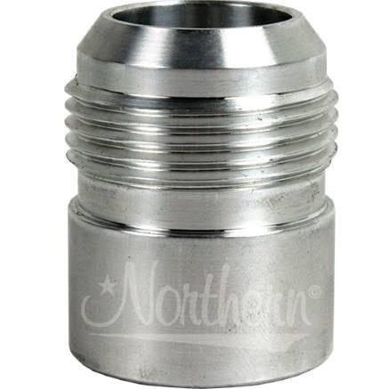 aluminum radiator bung - 7