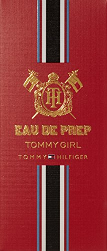 Tommy Hilfiger Tommy Girl Eau De Prep Women Eau De Toilette Spray, 3.4 Ounce