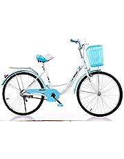 دراجة سباق للنساء من ماكس 1 سبيد 66 بوصة، أزرق