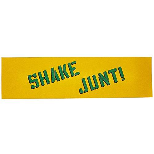 シェークジャント (SHAKEJUNT) SHAKE JUNT YELLOW/GREEN スケボー デッキテープ グリップテープ スケートボード