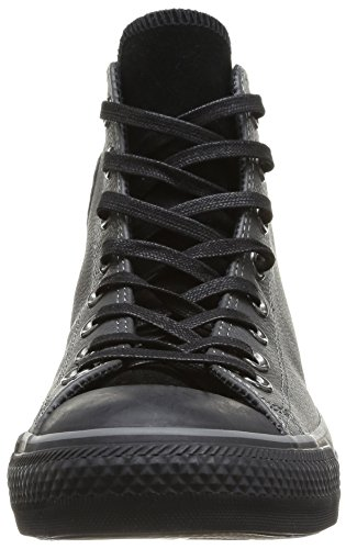 Converse Women's All Star Hi Leather Suede Trainers Gray Size: 3.5 UK 8wKdJgkH3s