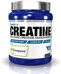 Quamtrax Nutrition Creatine Creapure - 600 gr