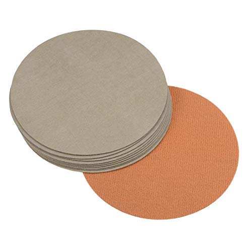 5-inch wet and dry sanding discs 10000 Sand and hook loop sanding disc Silicon carbide sandpaper 10 pieces