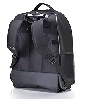 Targus Compact Rolling Backpack For 16-inch Laptops, Black (Tsb750us) 7