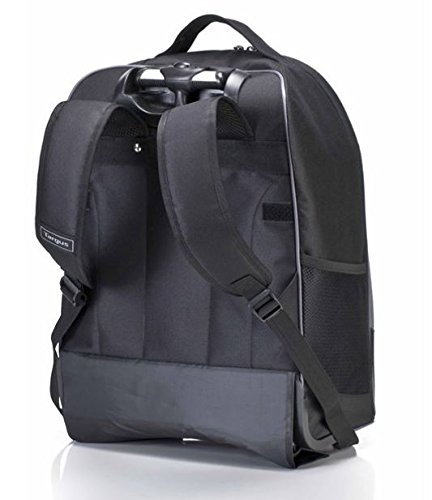Targus Compact Rolling Backpack for 16-Inch Laptops, Black (TSB750US) by Targus (Image #7)