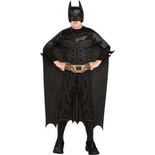(Batman Dark Knight Rises Child's Batman Costume with Mask and Cape -)