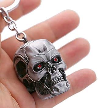 Amazon.com : Occus J Store The Terminator Skull Head Shape ...