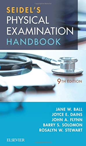 Buy seidel's guide to physical examination 8th 15