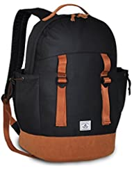Everest Journey Pack, Black, One Size