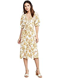 The Brand Women's Rafa Midi Dress