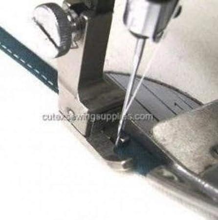 Máquina de coser compensar vinculante pie para carpetas de anillas ...