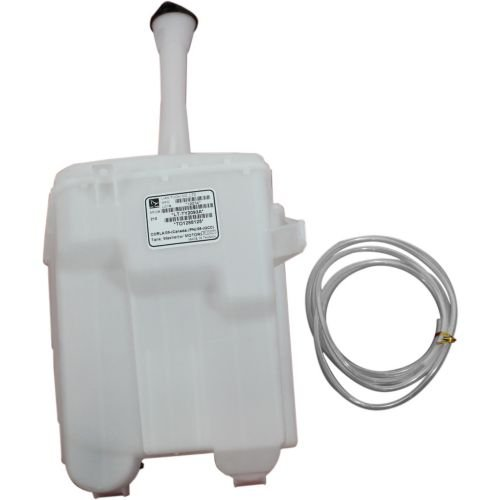 Body Parts Windshield - MAPM - WINDSHIELD WASHER TANK WITH PUMP FOR COROLLA MODELS BUILT IN NORTH - TO1288125 FOR 2009-2014 Toyota Matrix
