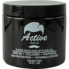 Active Gel Hair Styling Gel