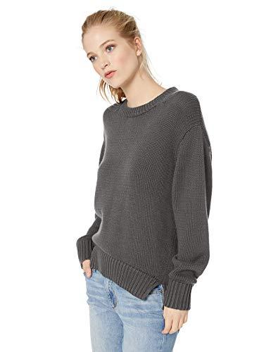北美风范纯棉针织衫,搭配牛仔裤,大方舒适