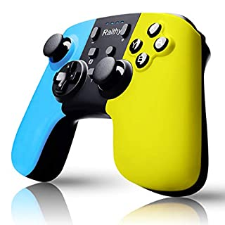 Wireless Pro Controller for Nintendo Switch - Switch Pro Controller Remote Gamepad Joystick for Nintendo Switch Console, Supports Gyro Axis, Turbo and Dual Vibration