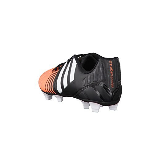 adidas Fussballschuhe Nitrocharge 4.0 FG 40 core black/ftwr white/flash orange s15