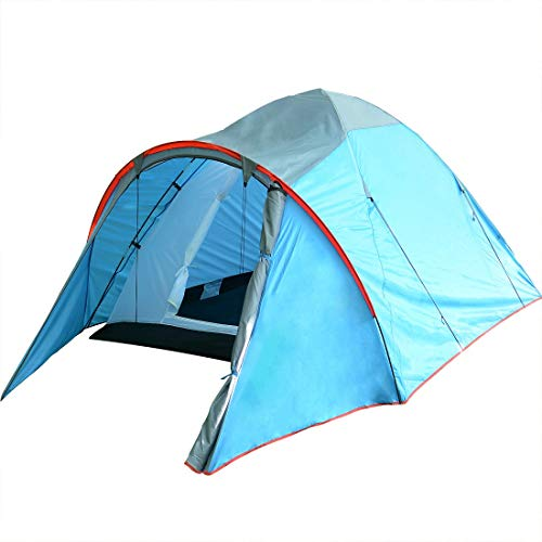 Used, 3~4 Season Waterproof Camping Tent, Double Layer Portable for sale  Delivered anywhere in Canada