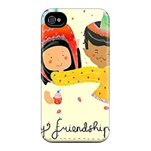 Hot Happy Friendship Day 2012 First Grade Phone Cases For Case Samsung Galaxy Note 2 N7100 Cover Cases Covers