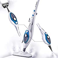 Steam Mop Cleaner ThermaPro 10-in-1 Detachable Handheld Unit