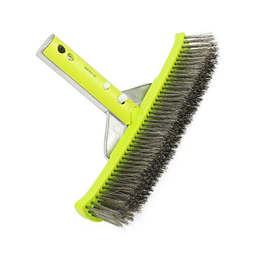 POOLWHALE 10'' Algae Brush