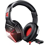 Mpow Gaming Headset for PS4,PS5,PC,Xbox One,Switch