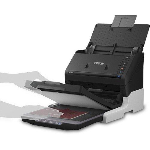 Epson B12B819011 Document Scanner Flatbed Scanner Dock