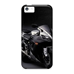 Faddish Yamaha Yzf Balck For Iphone 6 plus (5.5) durable cell phone High Quality Iphone case case yueya's case