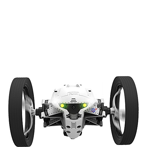 Price comparison product image Parrot Jumping Night MiniDrone - Buzz (White)