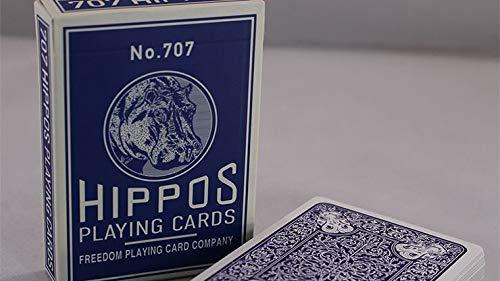 Murphy's Magic No.707 Hippos Playing Cards