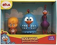 Familia - Galinha Pintadinha Vinil, Elka, Colorido