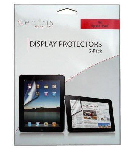 Apple iPad Display Protectors 2-Pack (1st Generation)