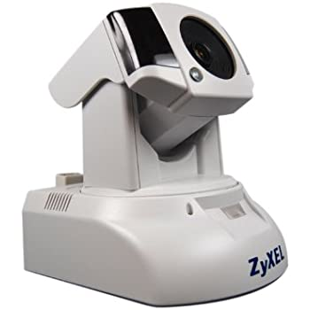 ZyXEL Wireless N 720P Pan, Tilt, and Zoom IP Camera with Night Vision (IPC4605N)