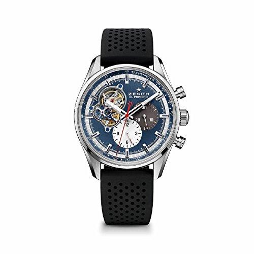 - Zenith El Primero Chronomaster 1969 Chronograph Automatic Mens Watch 03.2040.4061/52.R576