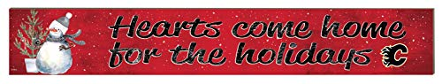 KH Sports Fan 3x20 All Hearts Come Home Calgary - Flames Heart Calgary