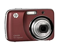 HP CW450T 12 MP Digital Camera with 4X Optical Zoom and 2.7-Inch Touchscreen LCD by Hewlett Packard