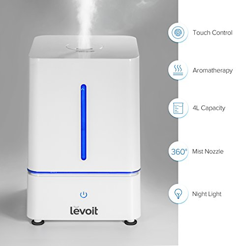 Levoit Humidifier 4l Cool Mist Ultrasonic For Bedroom Sale Best Prices