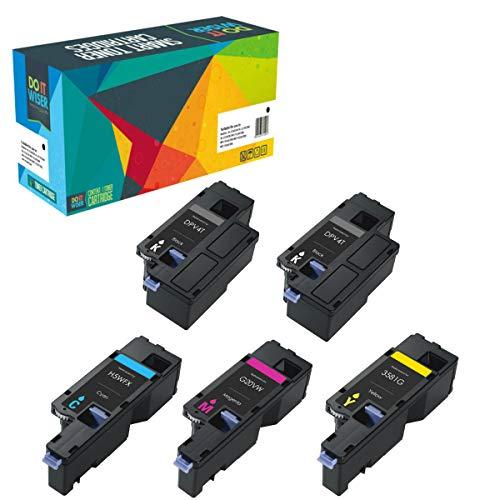 Do it Wiser Compatible for Dell E525W E525 525W Toner Cartri